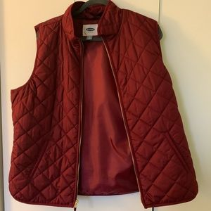 Lightweight Old Navy Quilted Vest